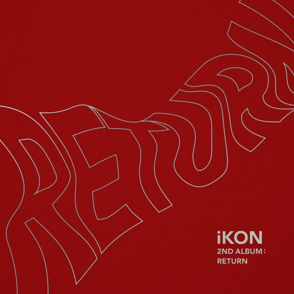 iKON - 2nd Album Return (Red Ver.)