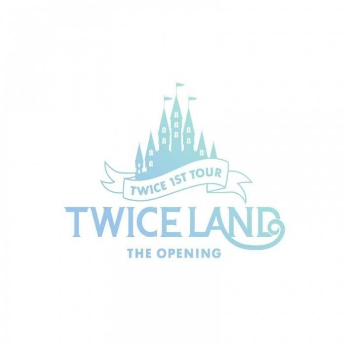 """TWICE - ,TWICELAND,"""" The Opening Concert Blu Ray"""""""