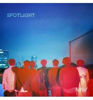 VAV - 3rd Mini Album: Spotlight CD