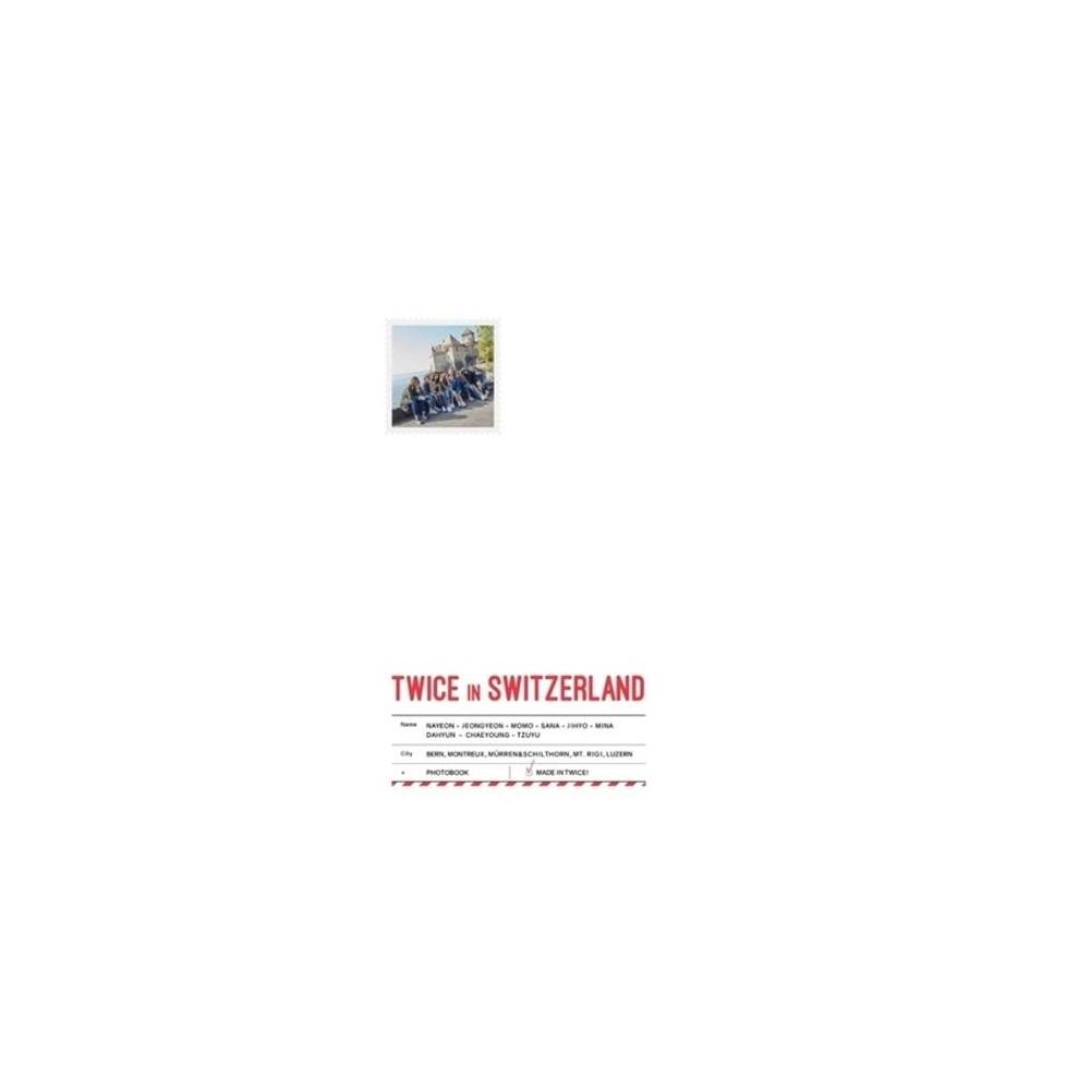 TWICE - TV5 TWICE in Switzerland Photobook