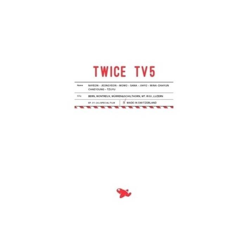 TWICE - TV5 TWICE in Switzerland DVD