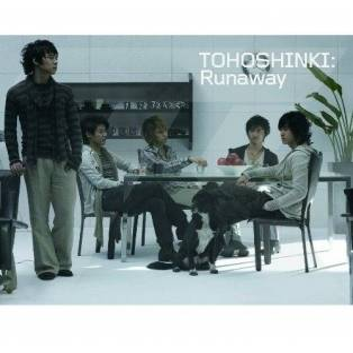 Tohoshinki - Runaway CD