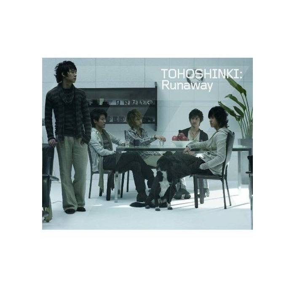 Tohoshinki - Runaway