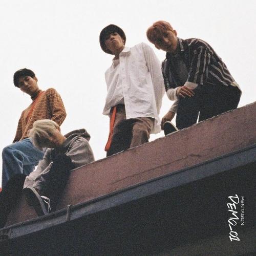 Pentagon - 4th Mini Album: DEMO_01 CD