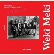 Weki Meki - 2nd Mini Album: Lucky CD (Weki Version)