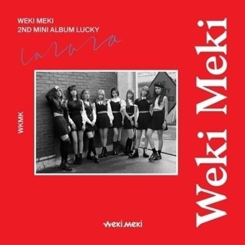 Weki Meki - 2nd Mini Album Lucky (Weki Ver.)