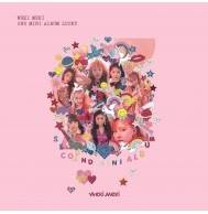 Weki Meki - 2nd Mini Album: Lucky CD (Meki Version)