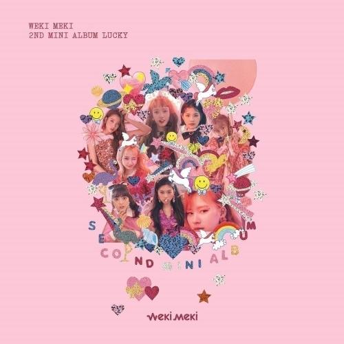 Weki Meki - 2nd Mini Album Lucky (Meki Ver.)