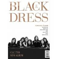 CLC - 7th Mini Album Black Dress
