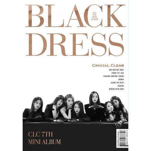 CLC - 7th Mini Album Black Dress