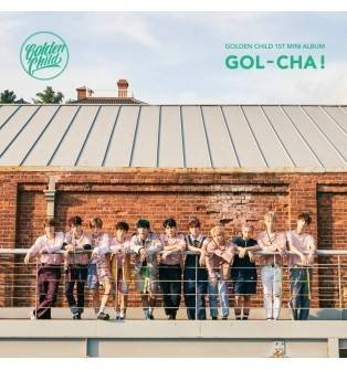 Golden Child - 1st Mini Album: Gol-Cha! CD