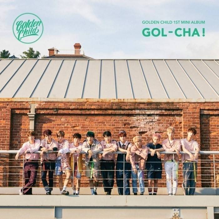 Golden Child - 1st Mini Album Gol-Cha!