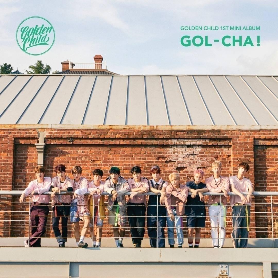 Golden Child - 1st Mini Album: Gol-Cha! CD