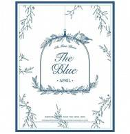 April - 5th Mini Album: The Blue CD