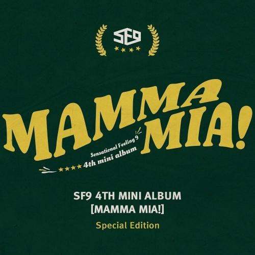 SF9 - MAMMA MIA! (Special Edition)