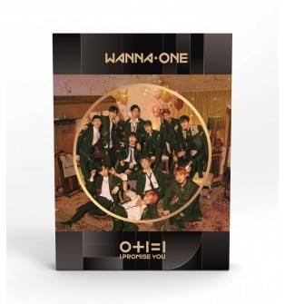 Wanna One - 2nd Mini Album: 0+1-1 (I PROMISE YOU) CD (Night Version)