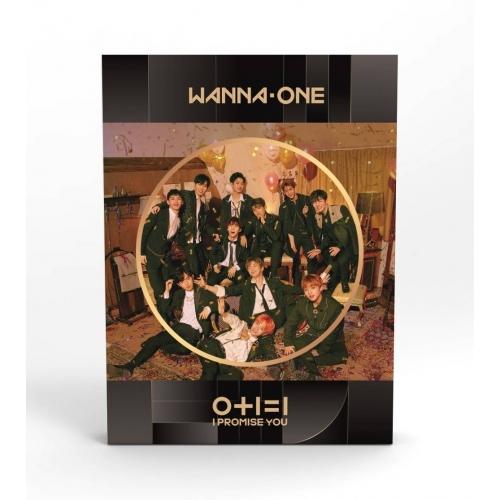 Wanna One - 2nd Mini Album 0+1-1 (I PROMISE YOU) (Night Ver.)