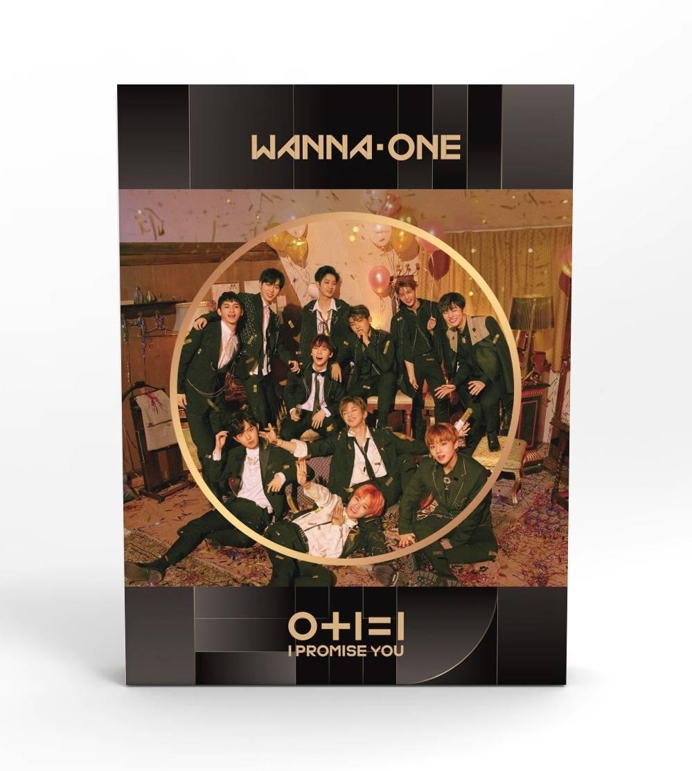 Wanna One - 2nd Mini Album: 0+1-1 (I PROMISE YOU) CD (Night Version)