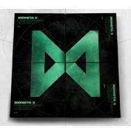 Monsta X - 6th Mini Album: The Connect Dejavu CD (Random Version)