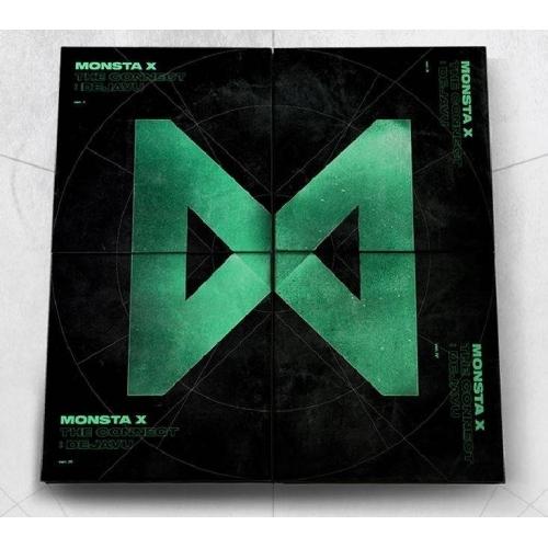 Monsta X - 6th Mini Album: The Connect Dejavu CD (I Version)