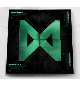 Monsta X - 6th Mini Album The Connect Dejavu (Random Ver.)