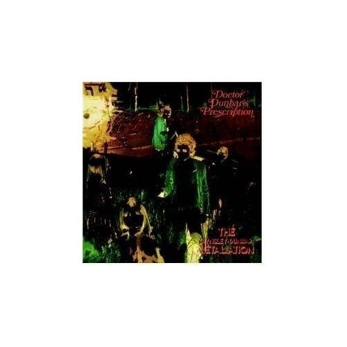 The Aynsley Dunbar Retaliation - Doctor Dunbar's Prescription Mini LP CD