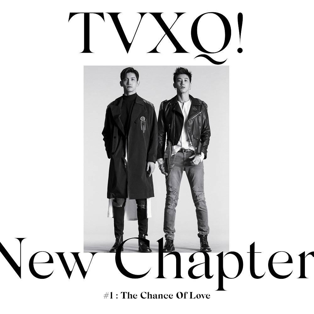 Tohoshinki - 8th Album: New Chapter no. 1 The Chance of Love CD