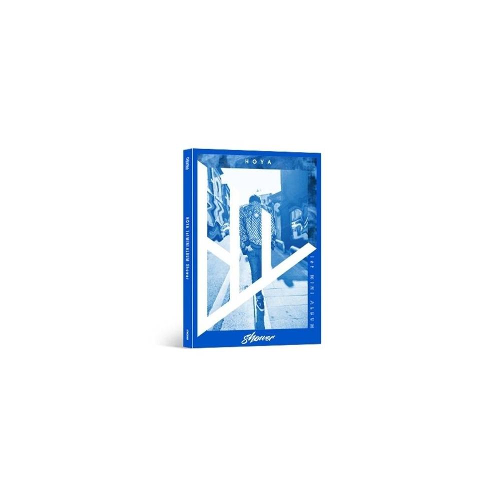 Hoya - 1st Mini Album Shower