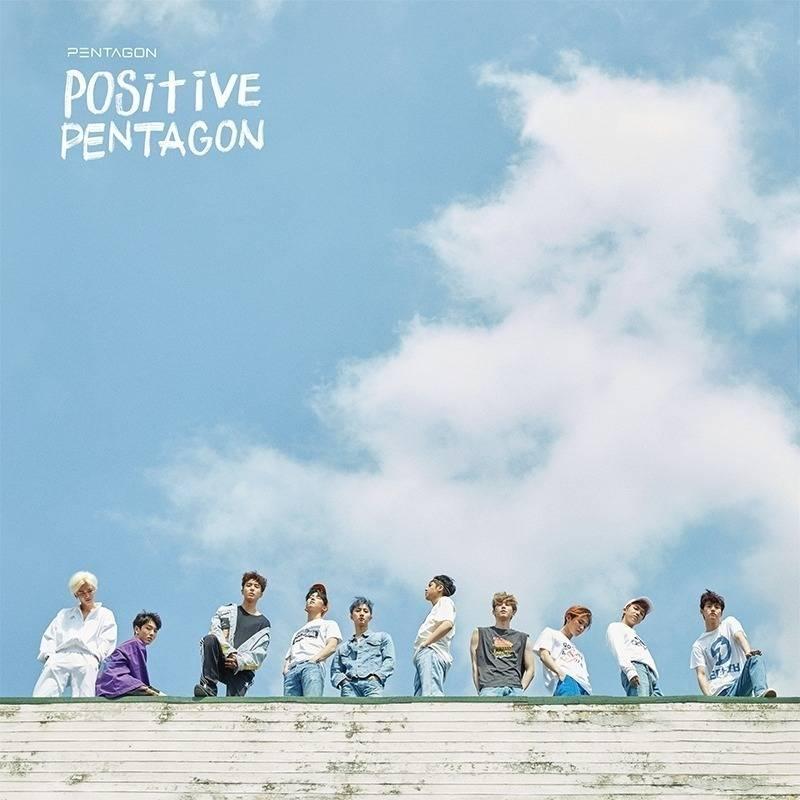 PENTAGON - 6th Mini Album: Positive CD