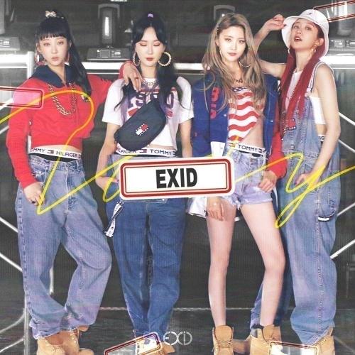 EXID - 2nd Single Album Do It Tomorrow