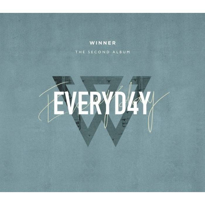 WINNER - 2nd Album Everyd4y (Day Ver.)