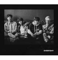WINNER - 2nd Album: Everyd4y CD (Night Version)