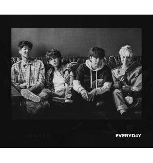 Winner 2nd Album Everyday Cd Night Version 18 48