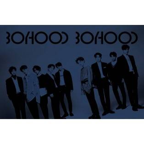 UNB - 1st Mini Album Boyhood