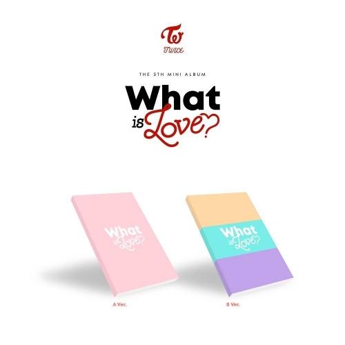 TWICE - 5th Mini Album What Is Love?