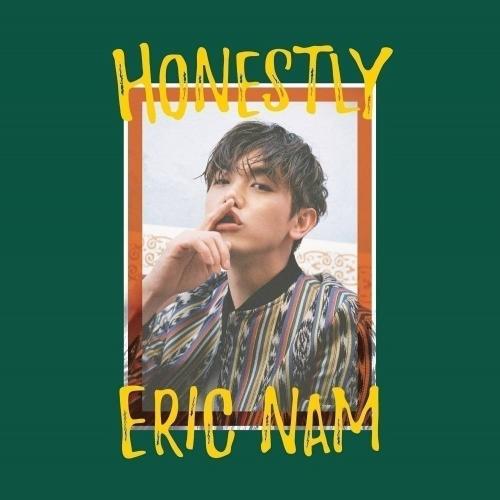 Eric Nam - 3rd Mini Album Honestly