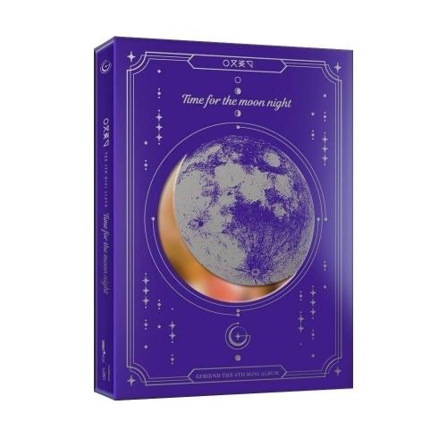GFRIEND - 6th Mini Album Time For the Moon Night (Night Ver.)