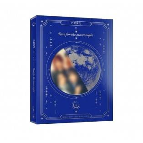 GFRIEND - 6th Mini Album Time For the Moon Night (Moon Ver.)