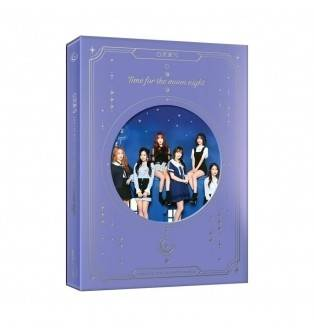 GFRIEND - 6th Mini Album: Time For the Moon Night CD (Time Version)