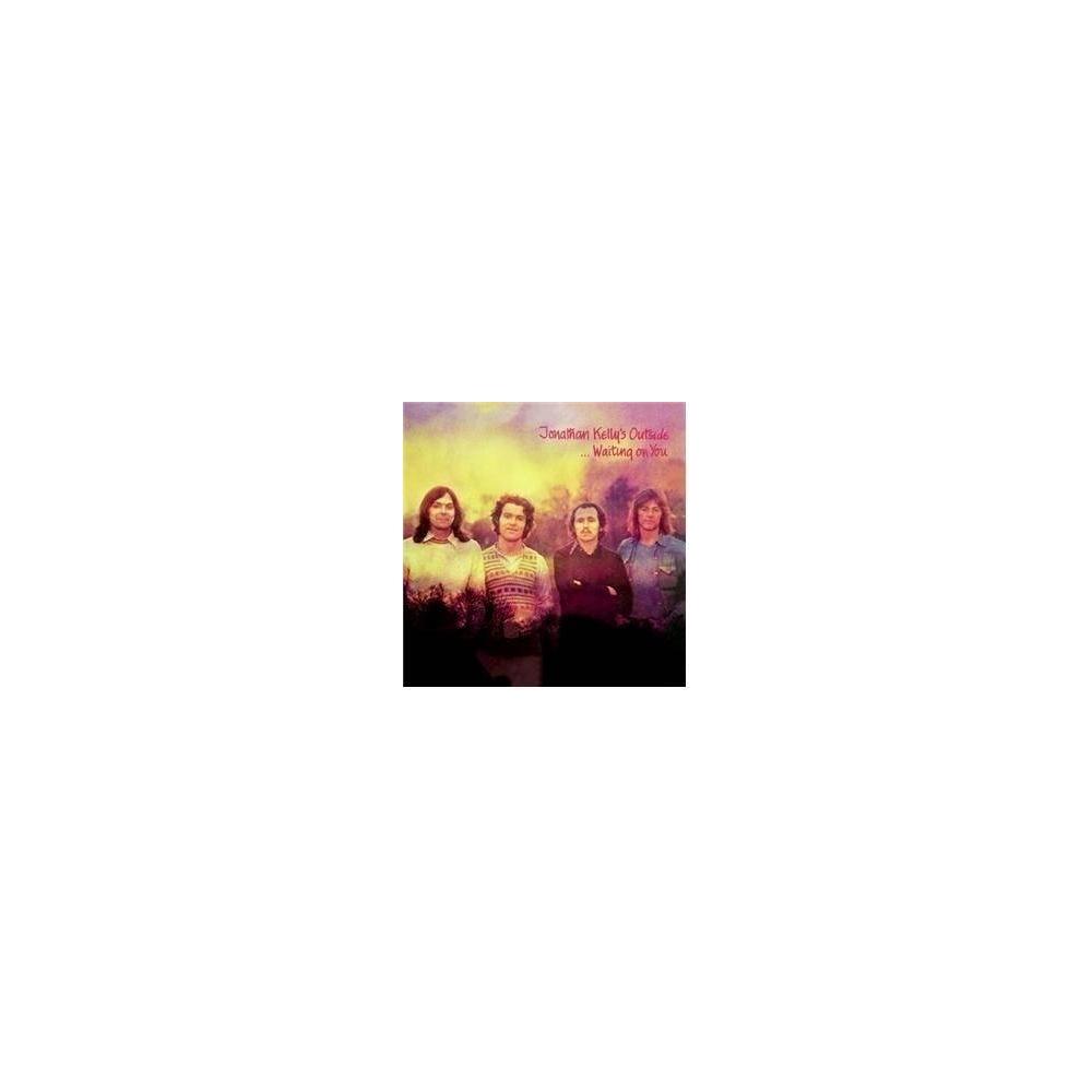 Jonathan Kelly's Outside - ...Waiting on You Mini LP CD