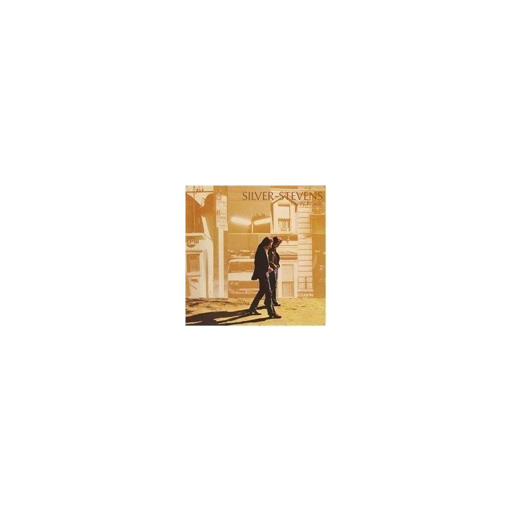 Silver-Stevens - Dusty Roads Mini LP CD