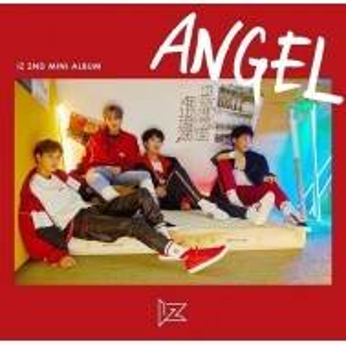 IZ - 2nd Mini Album ANGEL