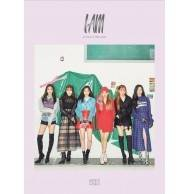(G)I-DLE - 1st Mini Album: I AM CD