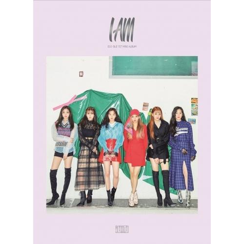 (G)I-DLE - 1st Mini Album I AM