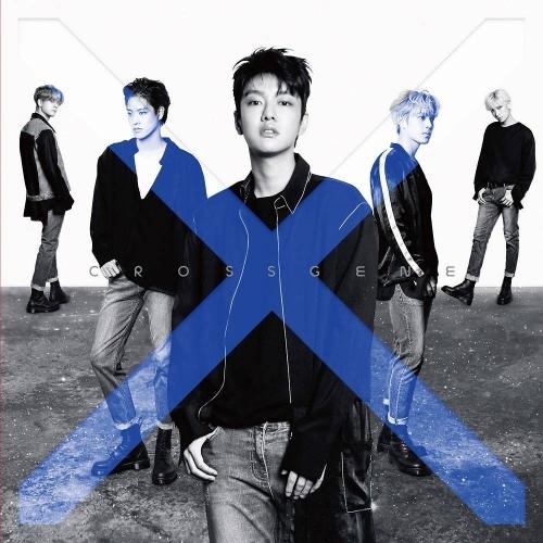 Cross Gene - 5th Mini Album: Zero CD