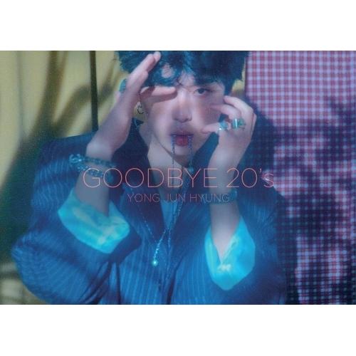 Yong Jun Hyung - 1st Album Goodbye 20's