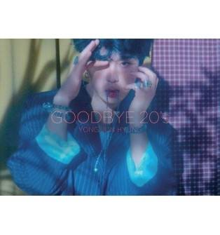 Yong Jun Hyung - 1st Album: Goodbye 20's CD