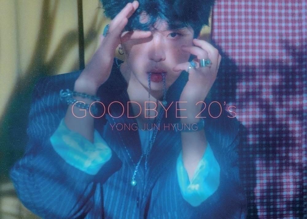 Yong Jun Hyung - 1st Album: Goodbye 20's CD
