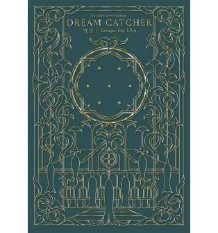 Dream Catcher - 2nd Mini Album: Escape the ERA CD (Outside Version)