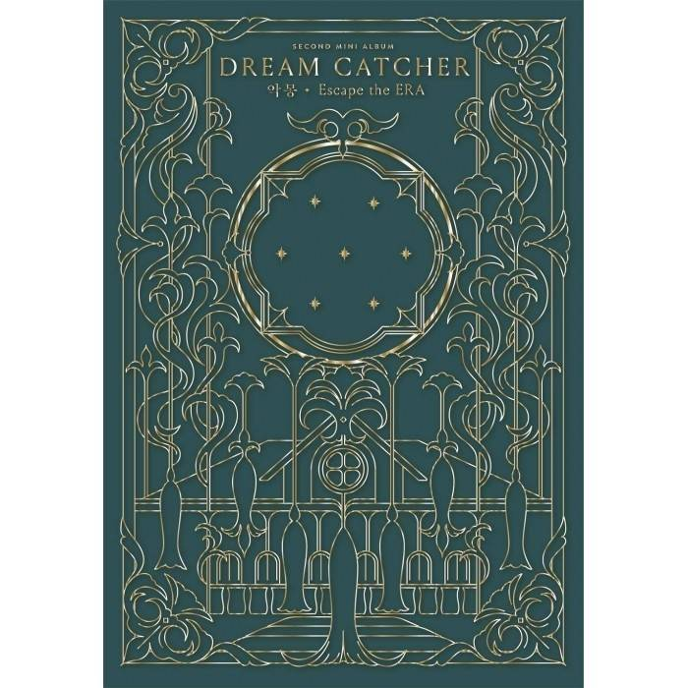 Dreamcatcher - 2nd Mini Album Escape the ERA (Cover damaged) (Outside Ver.)